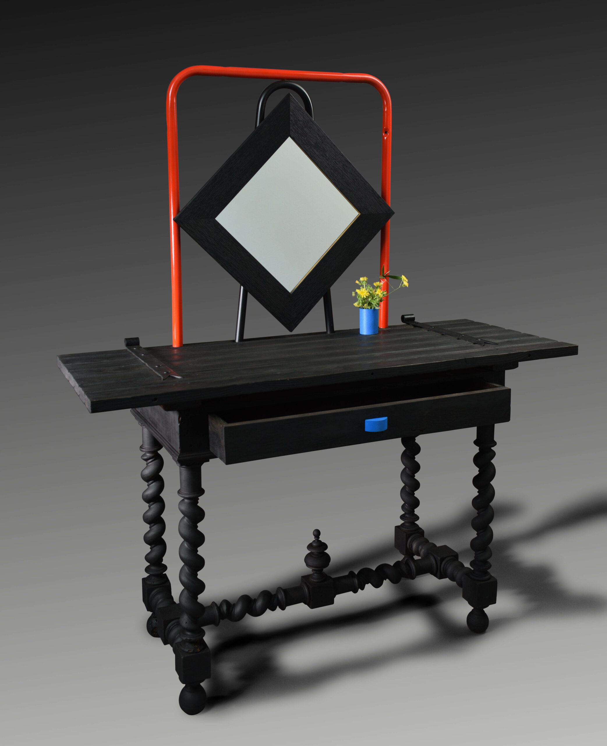 Alexandre Esteves _ Designer _ Scénographe _ Designer d'objet _ Collection WabiSabi _ surcyclage